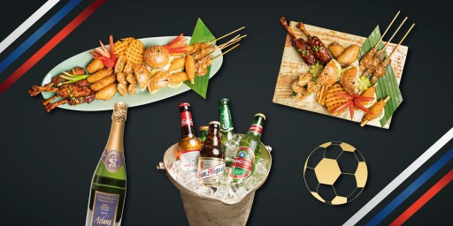 Enjoy the World Cup Gastronomy Global Tour