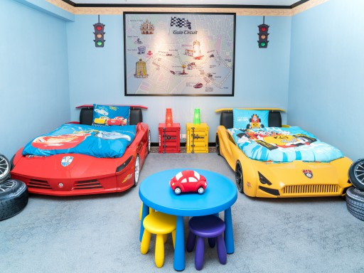Kids Themed Suites