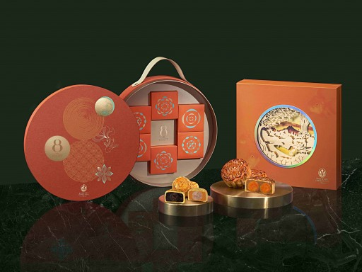 Grand Lisboa Prepares Specially Hand-crafted Mooncakes in Celebration of Mid-Autumn